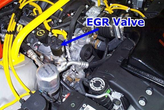 EGR Valve Replacement